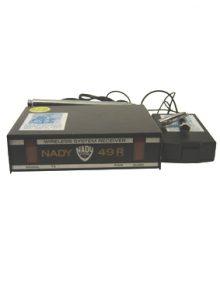 49R 1 receptor 220v /1 emisor bat 9v s/bat. NADY