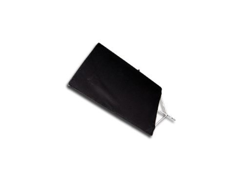 Bandera de tela negra chica (50x70 cm.)