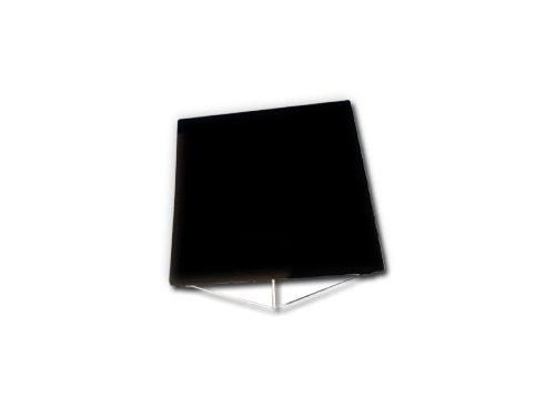 Bandera de tela negra grande (1x1mts)
