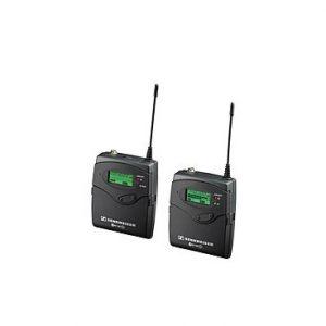 EW 112-P 1 emisor /1 receptor 4 bat AA s/bat. (Cámara) SENNHEISER